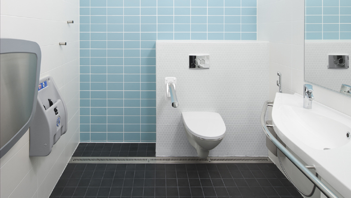 Gaius Public Is A Solution For Sanitary Rooms And Multi Functional Bathrooms Of The Disabled In Buildings Serves All Users