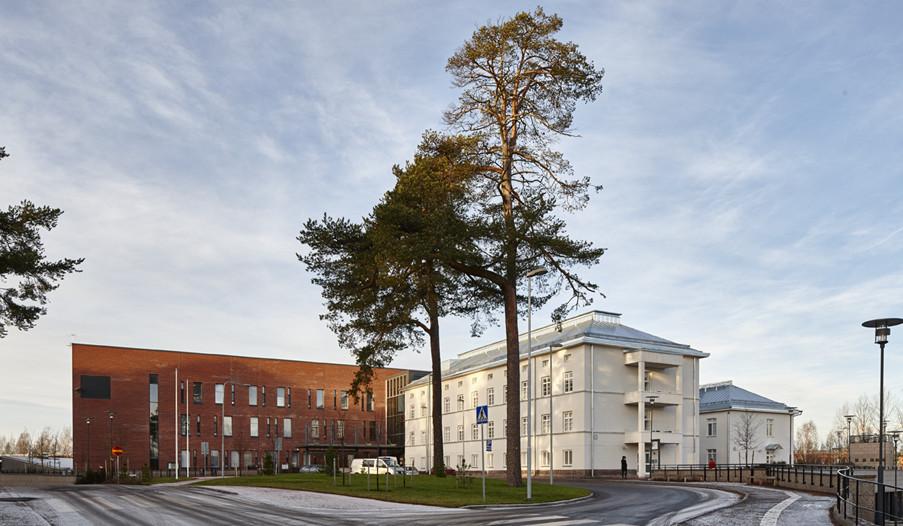 Malmin sairaala - Helsinki | Korpinen